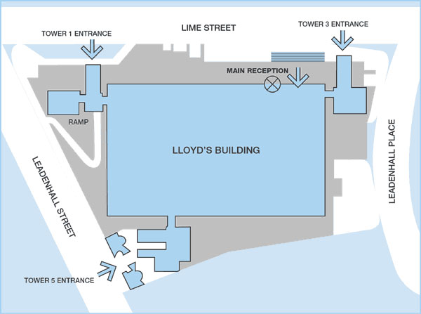 London Building Plan