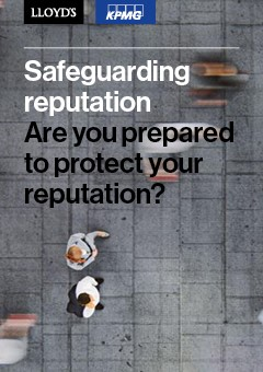 Safeguarding reputation