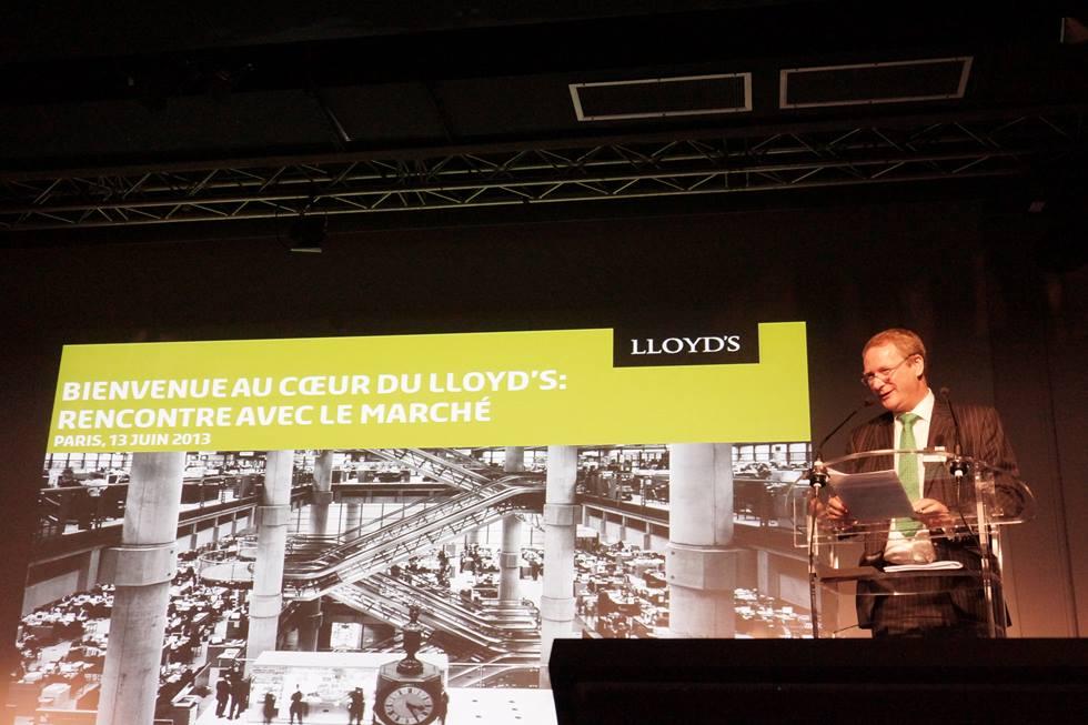Vincent Vandendael, Director, International Markets, Lloyd's