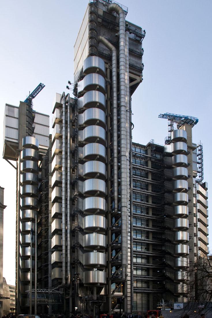 Lloyd's building exterior