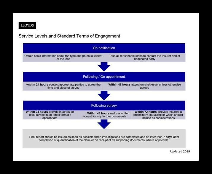 Service Levels and Standard Terms of Engagement