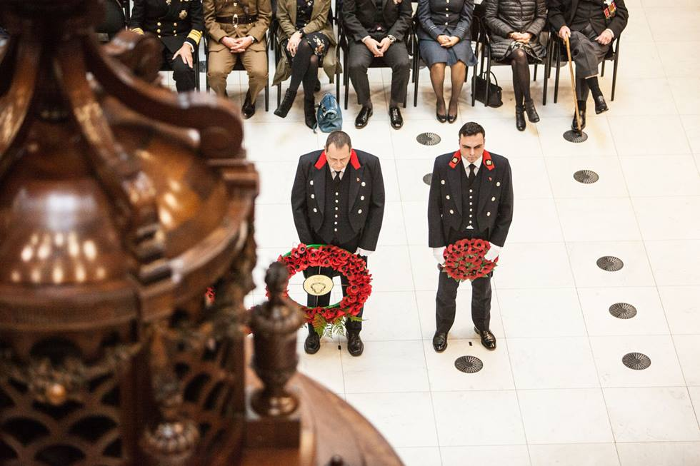 Lloyd's Remembrance Day 2017